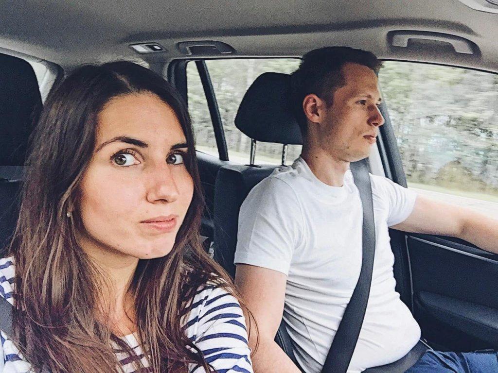 Из Москвы в Европу на машине