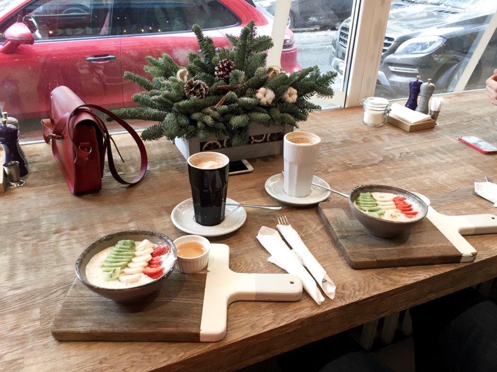 Завтрак на Патриках