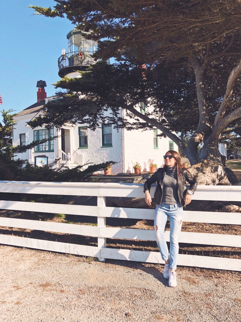 Lighthouse Point Pinos