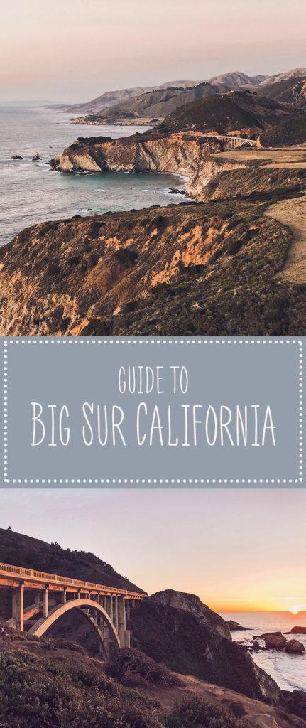 Guide to Big Sur California
