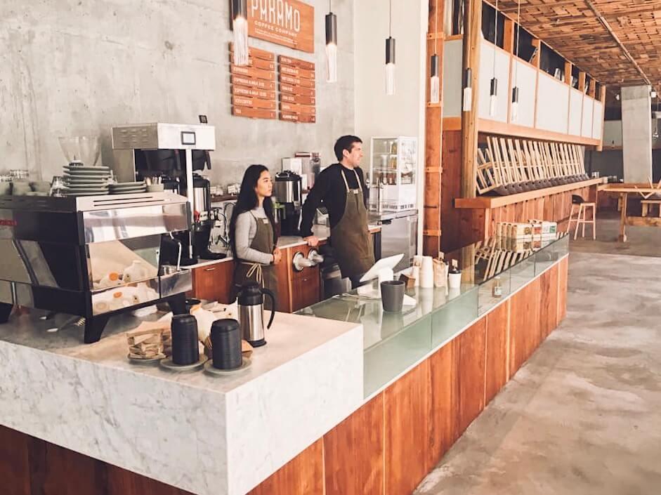 кофейни в Сан-Франциско