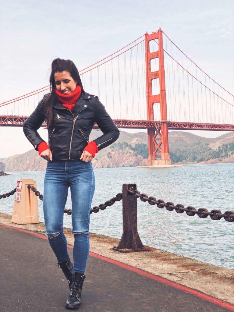 Мост Золотые Ворота