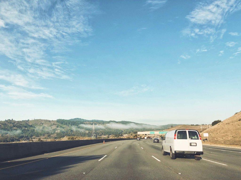 Туман в Сан-Франциско