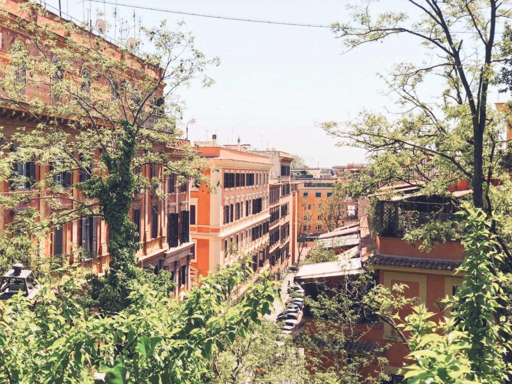 Прогулка по району Трастевере: машрут одного дня