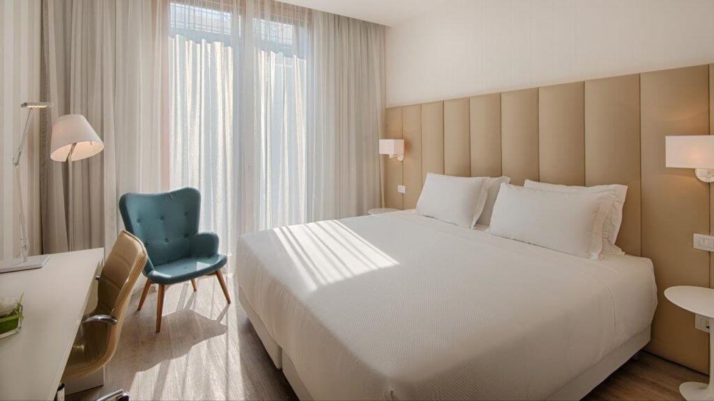 nh hotel Trento отзыв