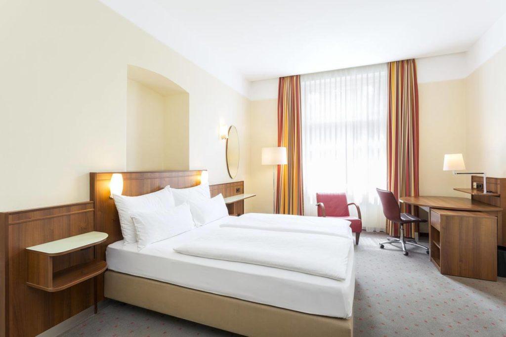 отель в центре вены отзыв
