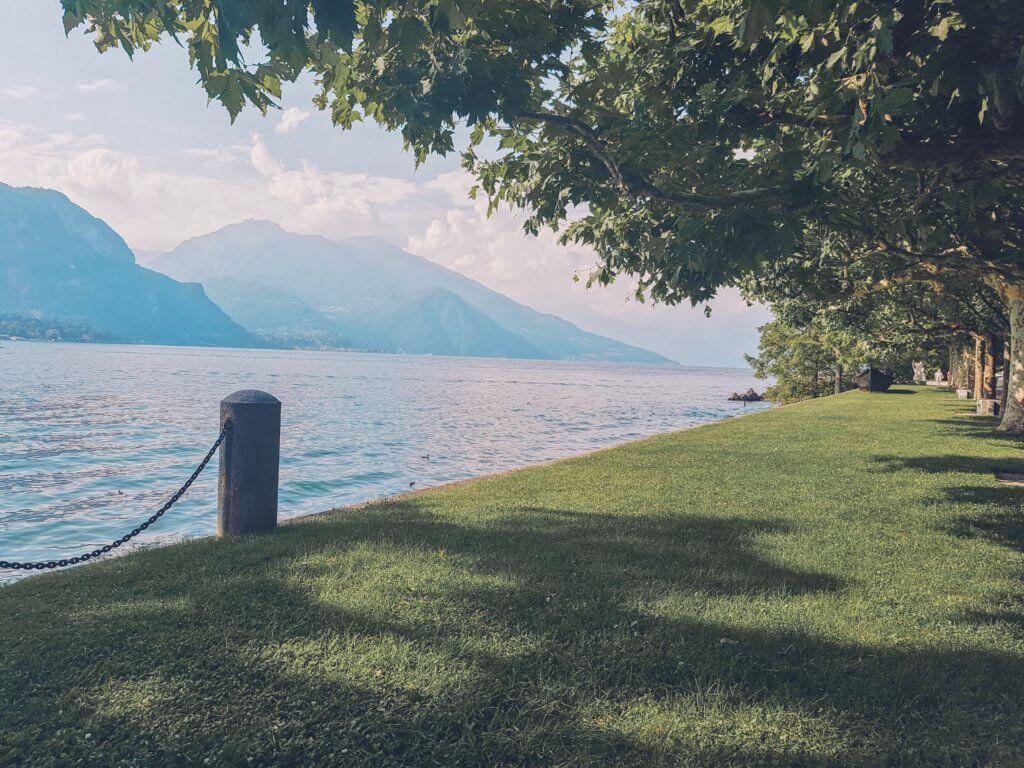 Виллы на озеро Комо в Италии. Вилла Мельци