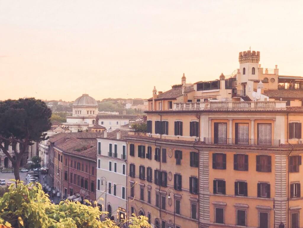 лучшие виды на Рим: 7 смотровых площадок