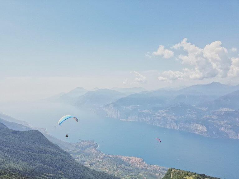 озеро Гарда, Монте Бальдо
