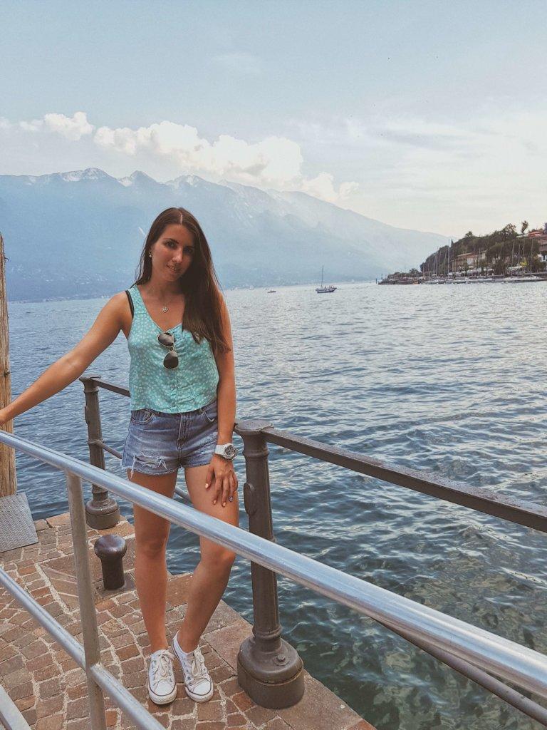 Лимоне-суль-Гарда, озеро Гарда