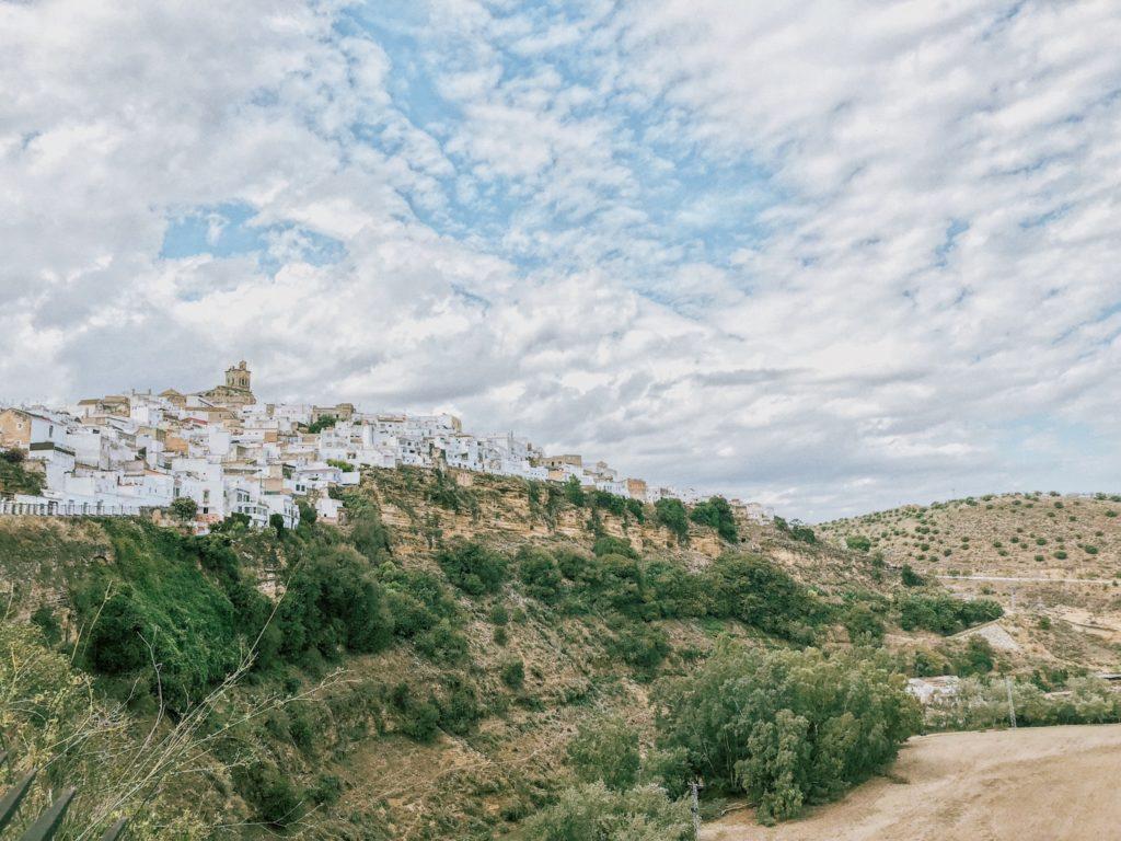 7 городов Андалусии, о которых вы не слышали. Белые города Испании. Что посмотреть в Андалусии. Аркос-де-ла-Фронтера | Slow Soul Татьяна Иванова