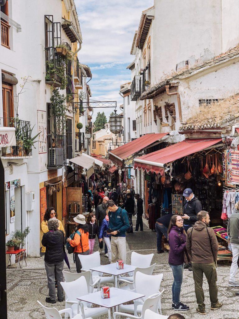 Гранада что посмотреть? Гранада Испания достопримечательности | Татьяна Иванова SlowSoul