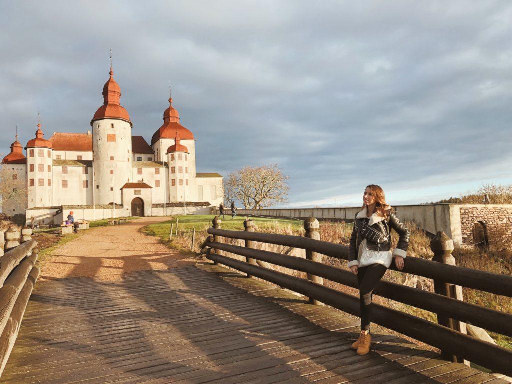 Замок Лекё, замки Швеции | slowsoul.ru