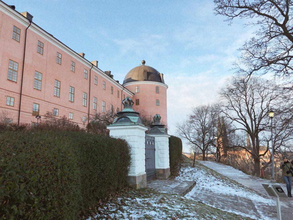 Уппсальский замок. Уппсала. Замки Швеции | slowsoul.ru
