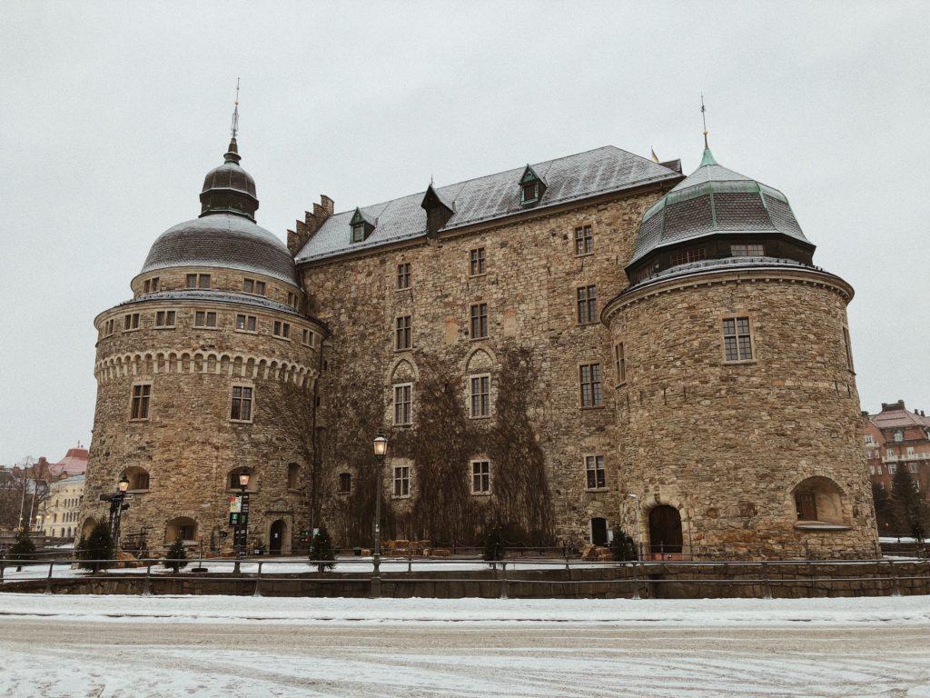 Замок Эребру. Замки Швеции. Город Эребру | slowsoul.ru