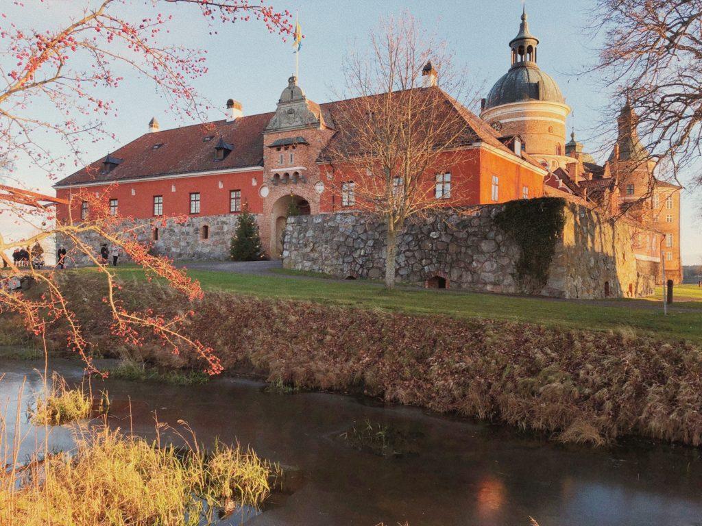 Замок Грипсхольм. Мариефред. Замки Швеции | slowsoul.ru