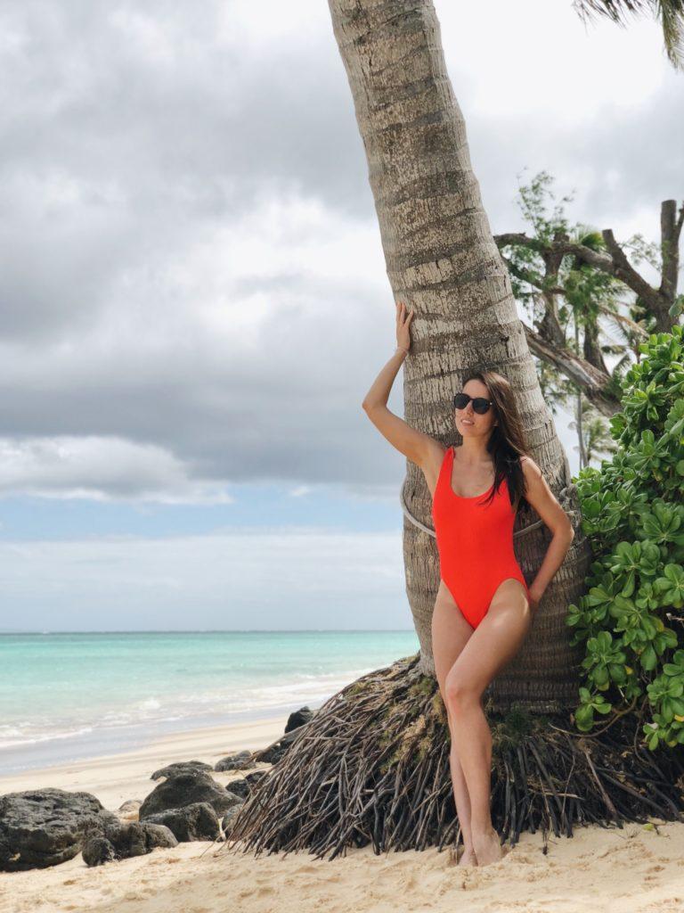 пляжи Гавайев. Лучшие пляжи мира. Ланикай бич