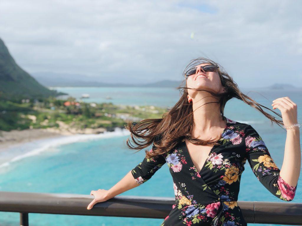 Гавайи. Пляжи. Вода на Гавайях. Голубые Гавайи. Вулкан на Гавайях