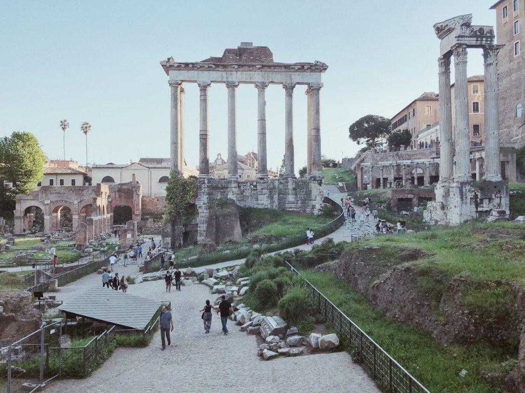 римский форум