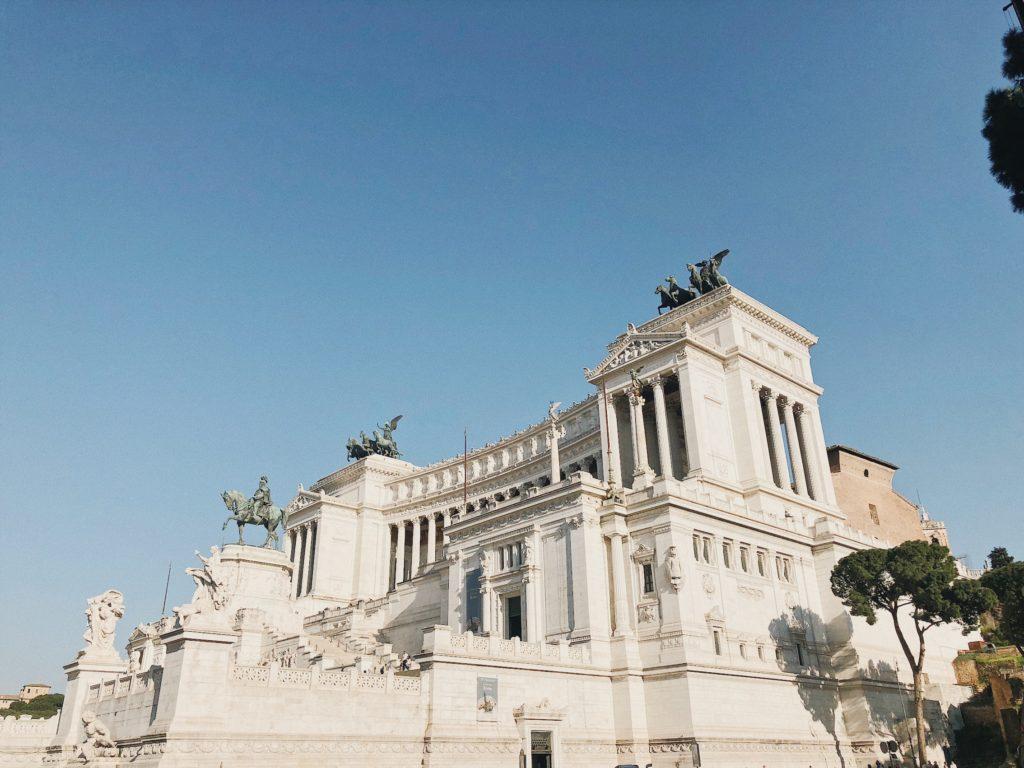 Витториано. Алтарь Отечества в Риме