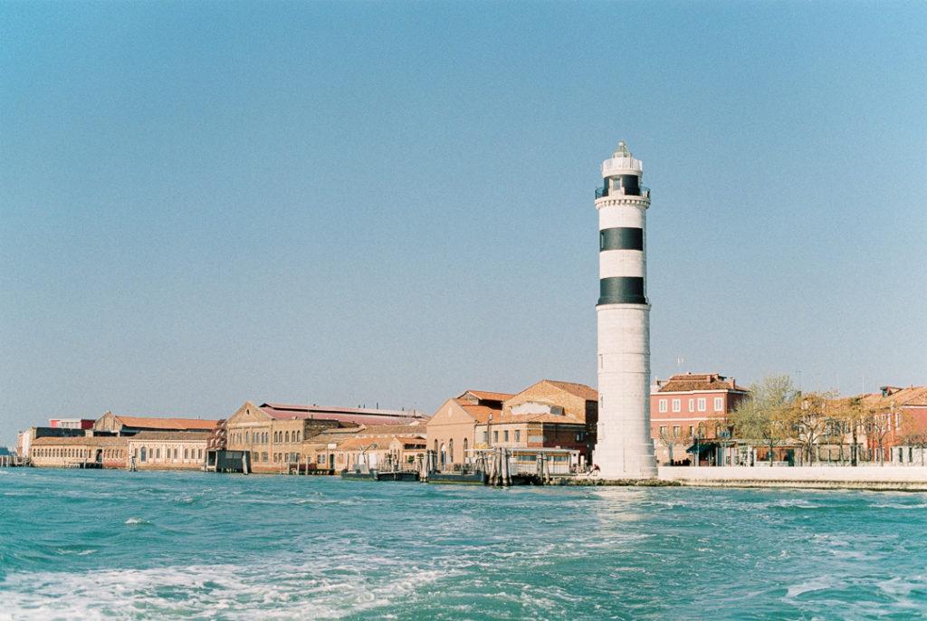 маяк на острове Мурано