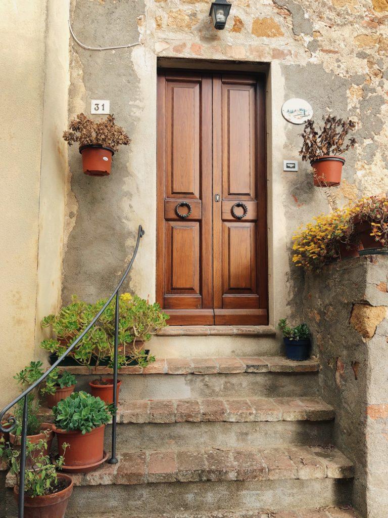 Пьенца Тоскана