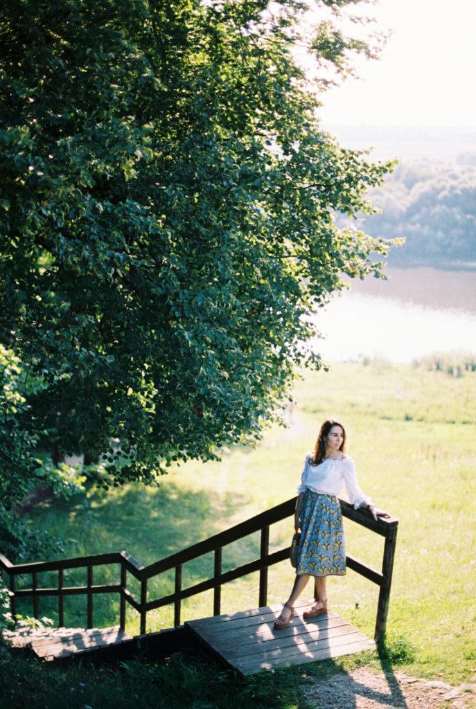 усадьба Поленово Тульская область река Ока