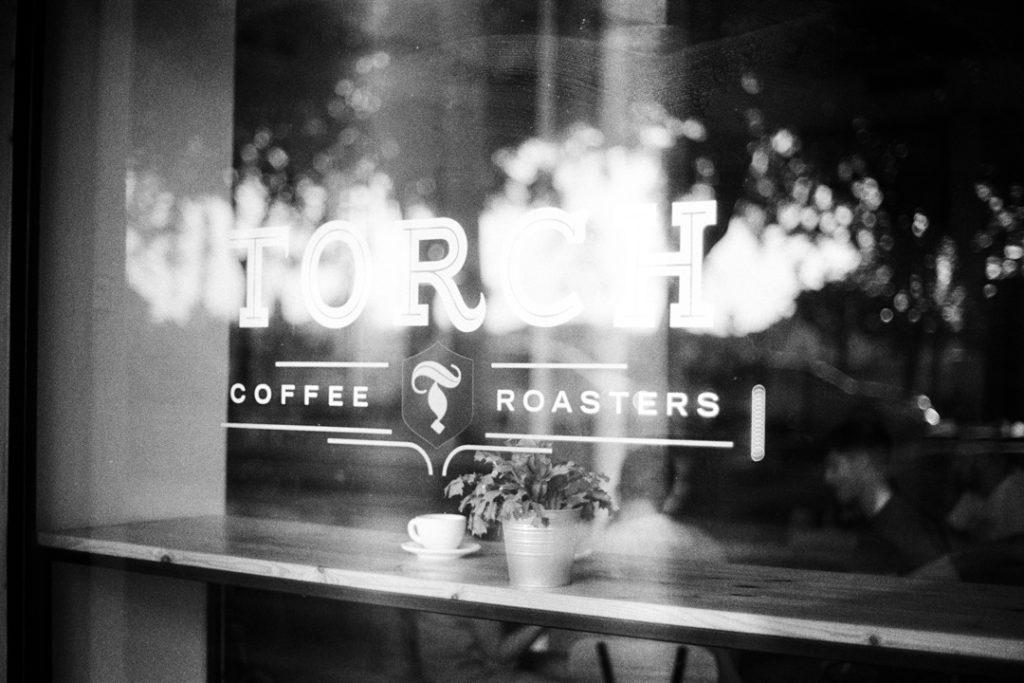 спешиалти кофейня в Севилье