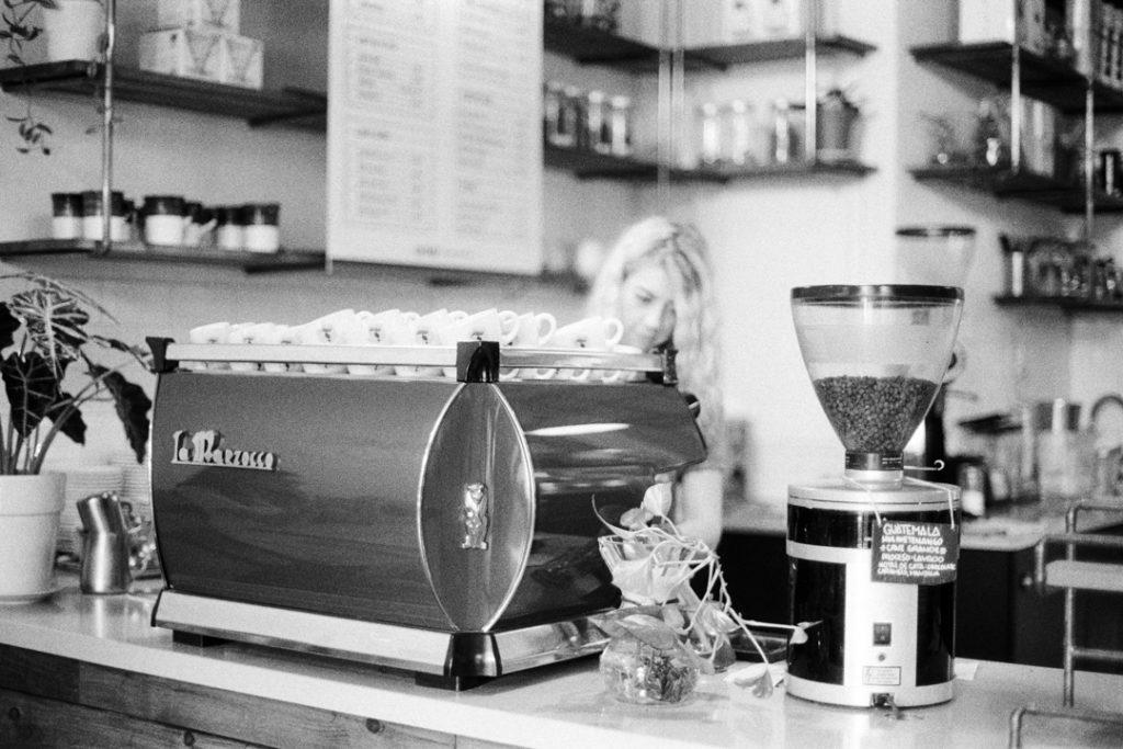 кофейни в Севилье