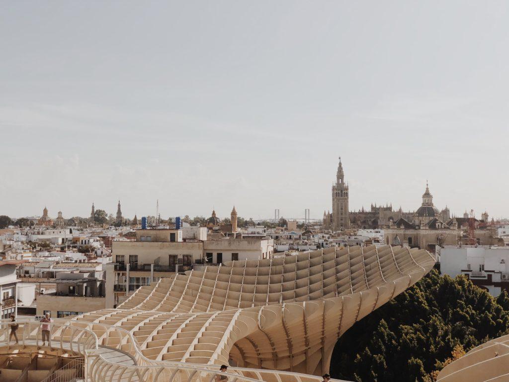 Метрополь Парасоль смотровая площадка фото