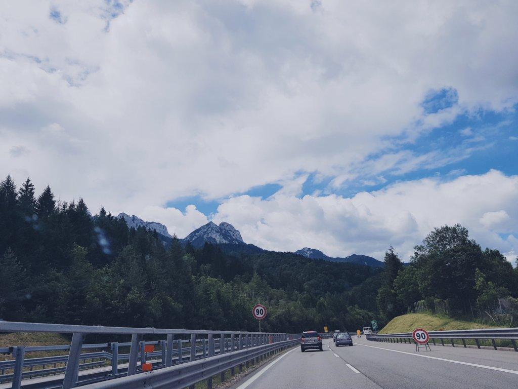 Путешествие из Москвы в Европу на машине