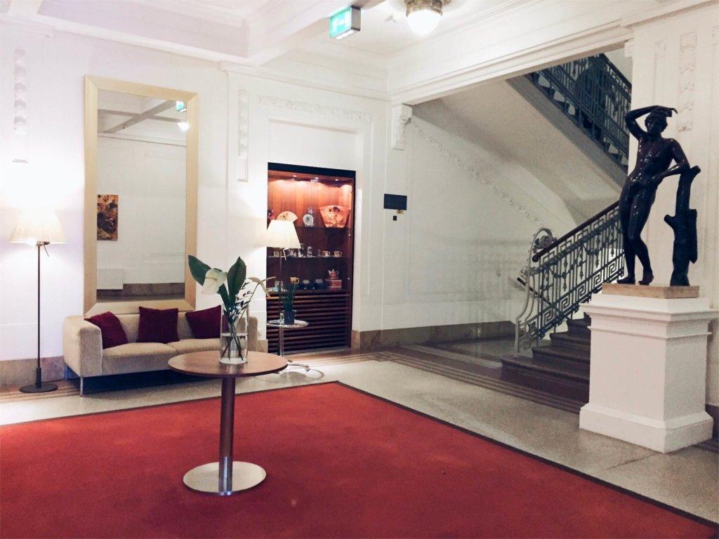 NH hotel Вена