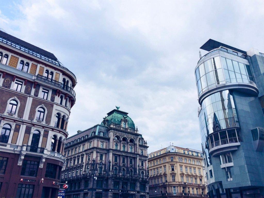 Штефанплац, Вена, Австрия
