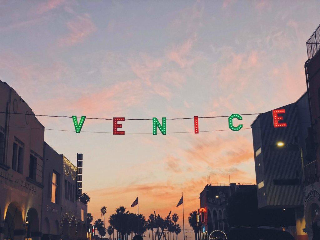 Венис Бич Лос Анджелес