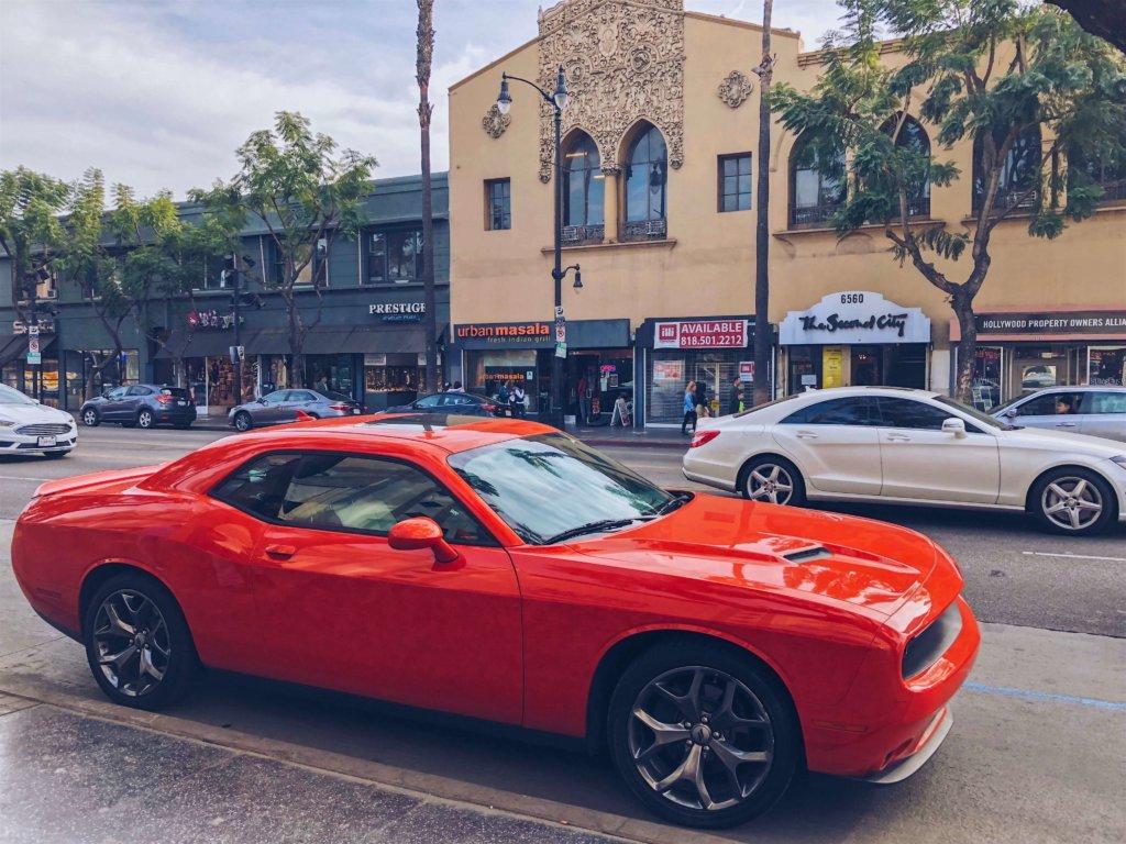 Muscle car Американские машины
