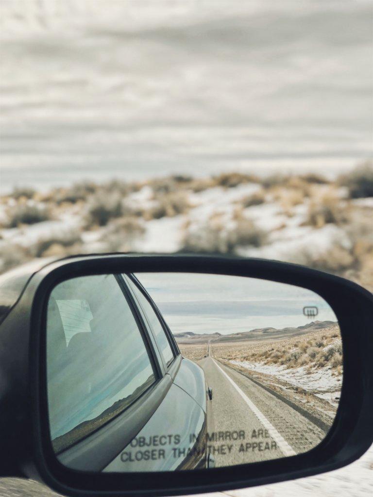 Путешествие на машине по США