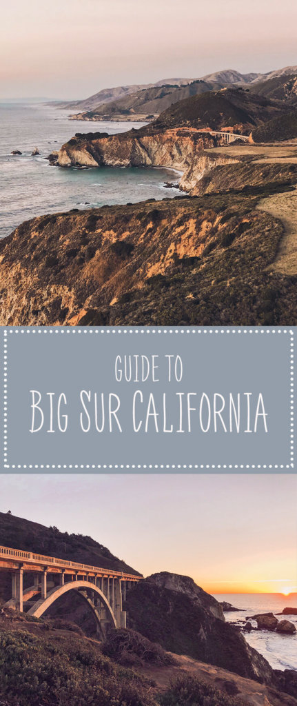 Guide to Big Sur California
