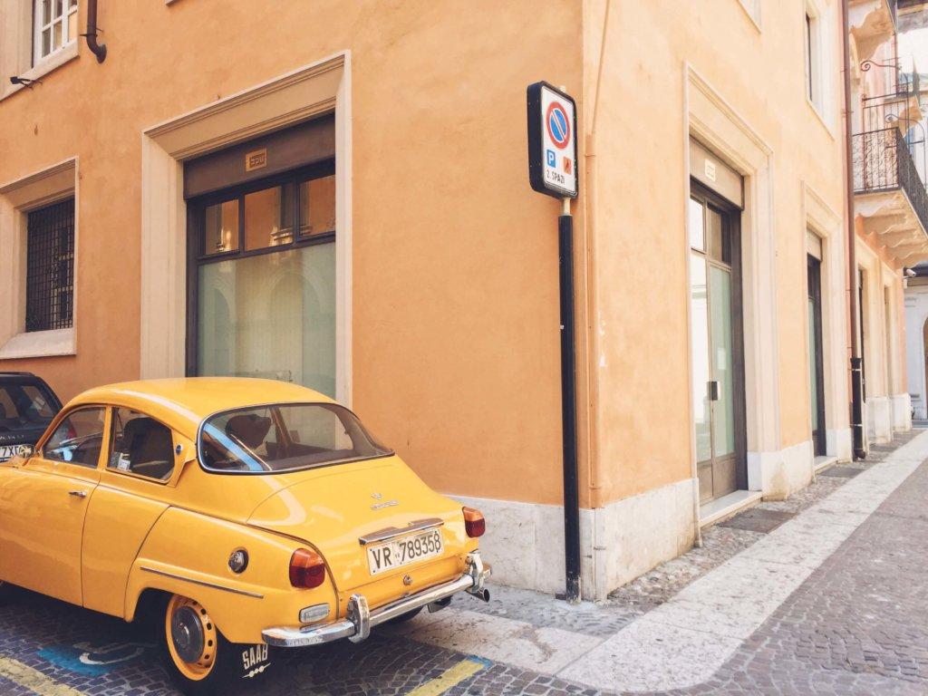 Как спланировать путешествие из Москвы в Италию на машине