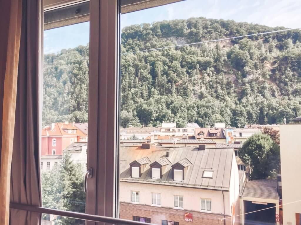 отель Holiday Inn в Зальцбурге отзыв