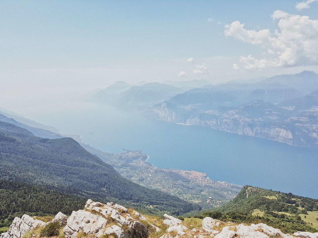 Монте бальдо озеро гарда