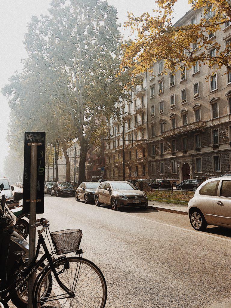 Улочки Милана | SlowSoul.ru