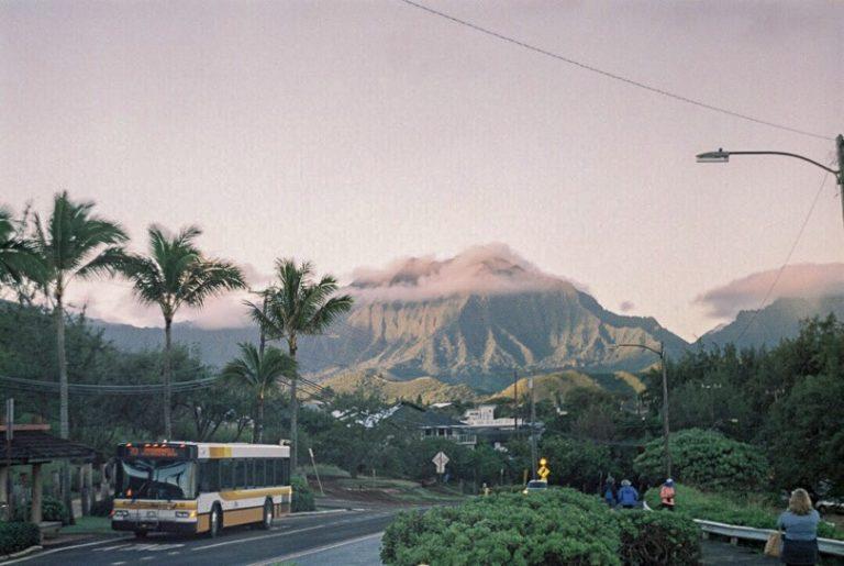 Гавайи, остров Оаху. Гавайские острова. Достопримечательности Гавайев. Отдых на Гавайях.