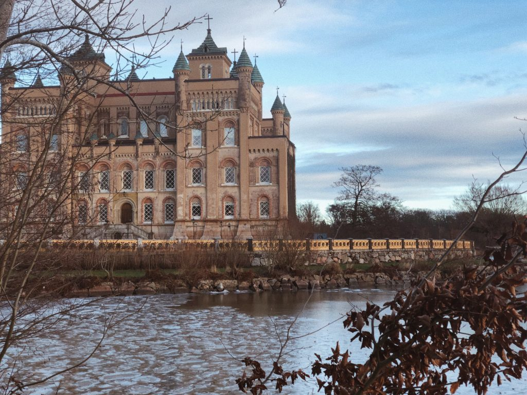 Замок Stora Sundby. Замки Швеции | slowsoul.ru