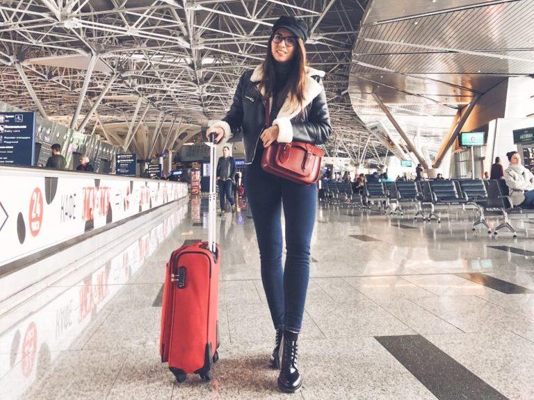 Как собрать чемодан для ручной клади? Как собрать чемодан в поездку? Гардероб для путешестий. Что надеть в самолет? Как складывать вещи в чемодан? SlowSoul | Татьяна Иванова
