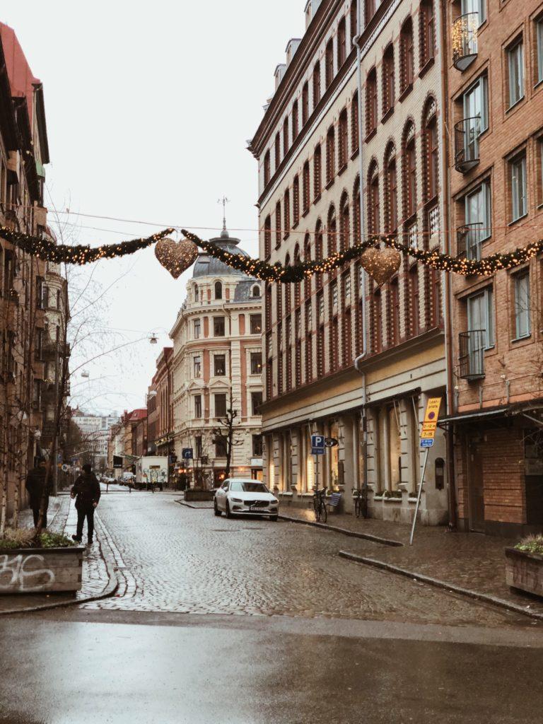 Хага Гётеборг Швеция. Гётеборг достопримечательности. | Slow Soul блог Татьяны Ивановой