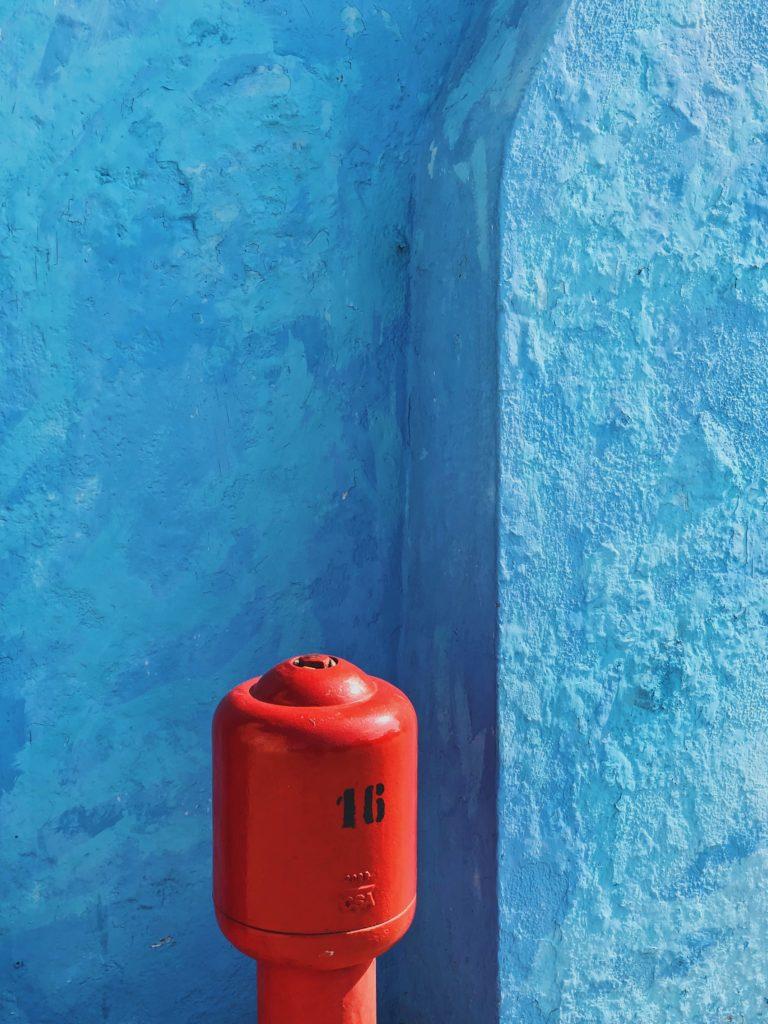 Пожарный гидрант в Венеции