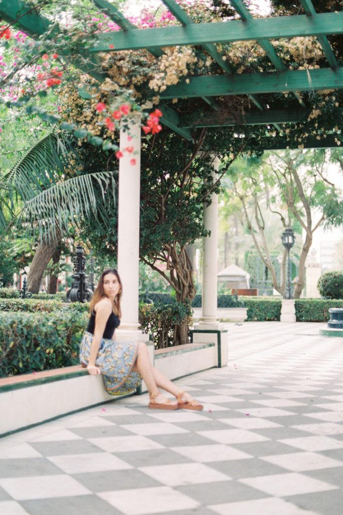 Кадис ботанический сад