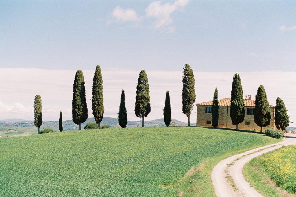 Тоскана вилла фото