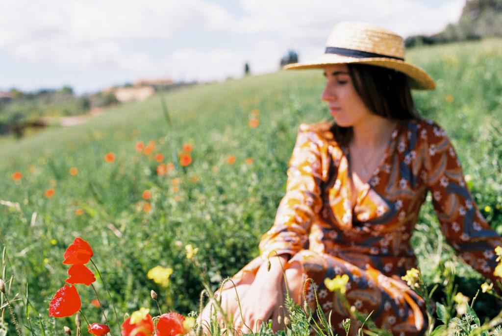маковое поле Тоскана. Тоскана пейзаж. Тоскана Италия