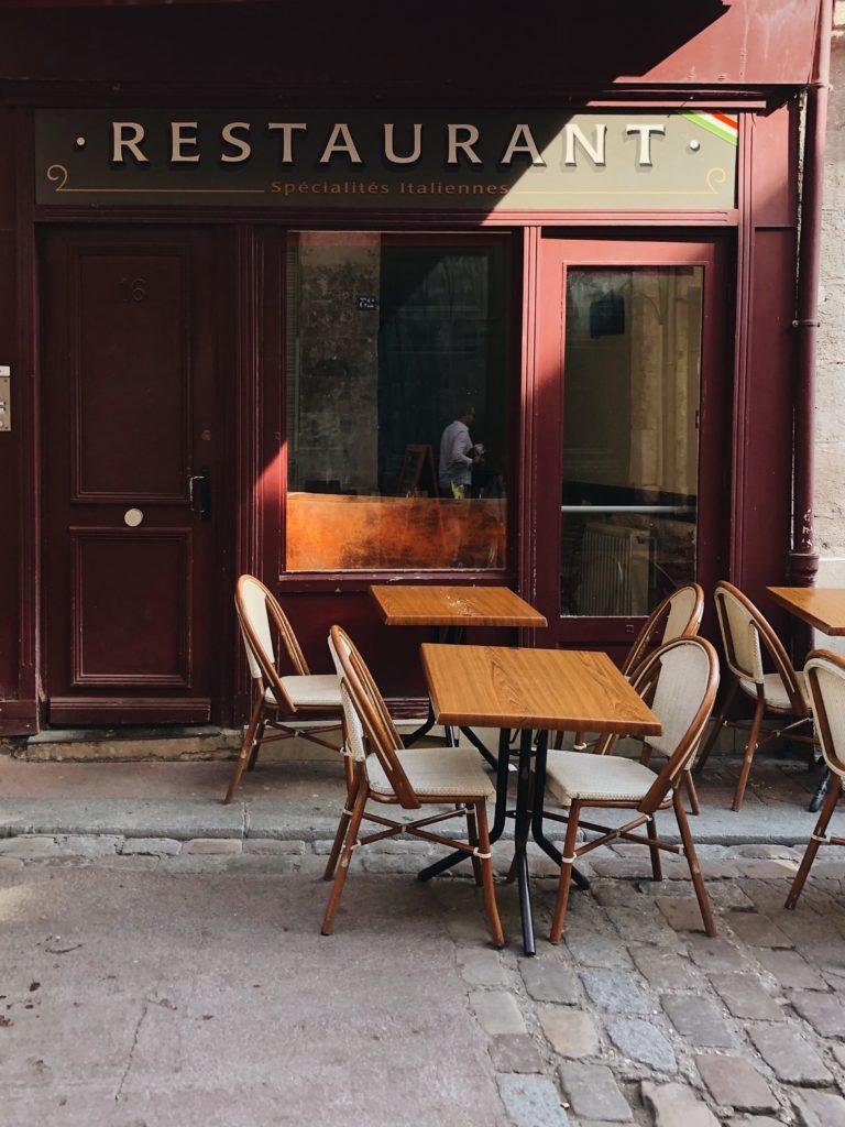 рестораны Руана